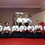Aikido SAkura Dojo Hakamalı Öğrencilerimiz