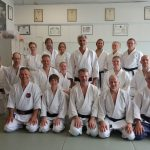 6. Dan Bruno GONZALEZ Helsinki Mayıs 2018 Aikido semineri