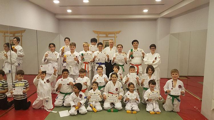 Aikido Kyu Sınavı