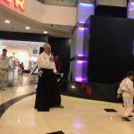 aikido sakura dojo shemall avm aikido gösterisi